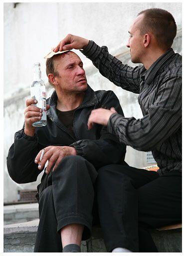 История из жизни алкоголика